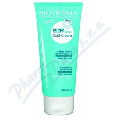 BIODERMA ABCDerm Cold-Cream 200 ml