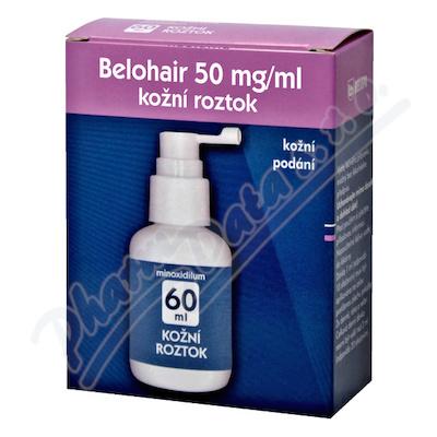 Belohair 5% drm. sol. 1 x 60 ml