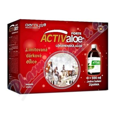 Barny`s ActivAloe Forte 3 x 500 ml