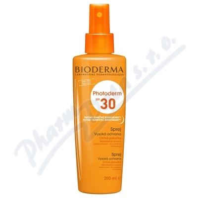 BIODERMA Photoderm sprej SPF30 200ml