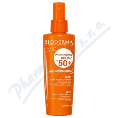 BIODERMA Photoderm BRONZ SPF 50+ 200 ml
