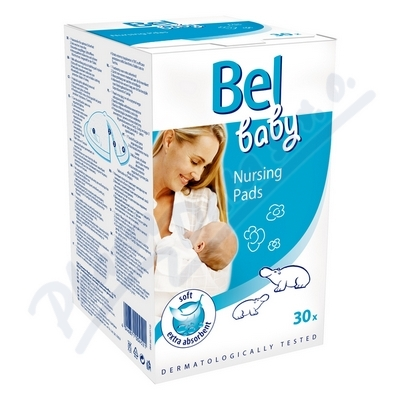 Bel Baby prsní vložky 30ks