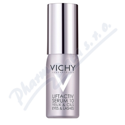 VICHY LIFTACTIV Sérum 10 oční 15ml