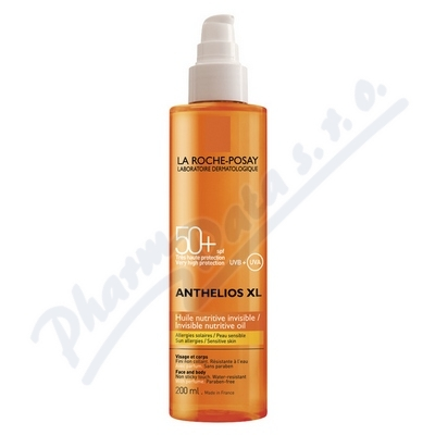 LA ROCHE-POSAY ANTHELIOS Oil 50+ 200ml