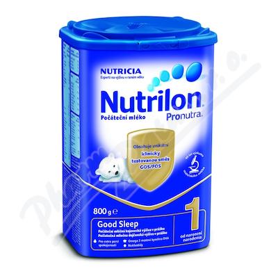 Nutrilon 1 Pronutra Good Sleep 800g