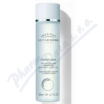 ESTHEDERM Osmopure face&eyes cleans.water 200ml