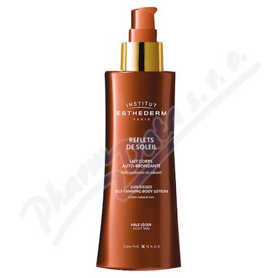 ESTHEDERM Sun sheen tanning body lotion 150ml