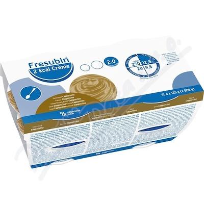 Fresubin 2kcal creme cappuccino por.sol.4x125g