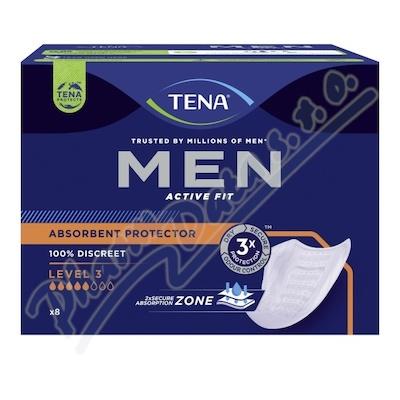 Ink.vlož.TENA Men Level 3 8ks 750856