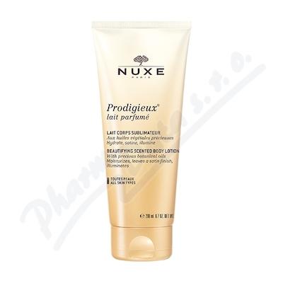 NUXE Prodigieuse Parfemované tělové mléko 200 ml