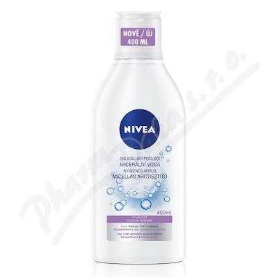 NIVEA zklidňující micelární voda C 400ml 89259