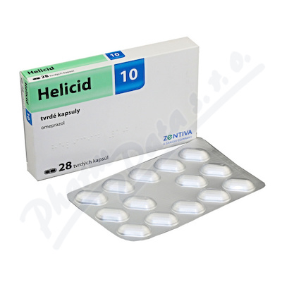 Helicid 10 cps.etd.28x10mg