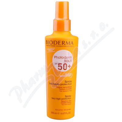 BIODERMA Photoderm MAX Sprej SPF 50+ 200 ml