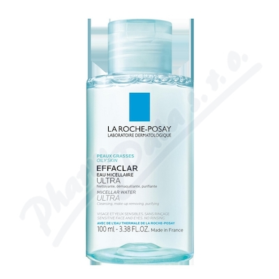 LA ROCHE-POSAY Effaclar Micellar voda 100 ml