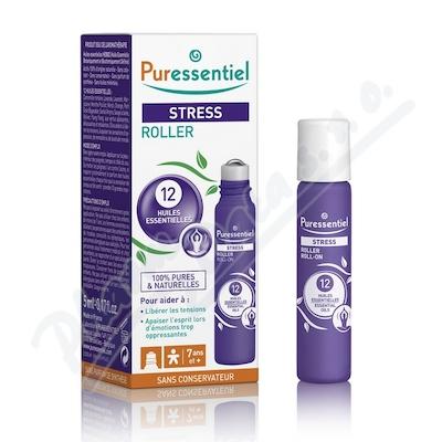 PURESSENTIEL Roll-on proti stresu 5 ml