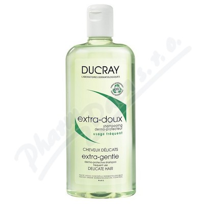 Ducray Extra Doux ochranný šampon 200 ml