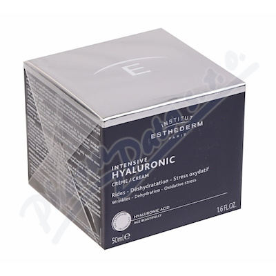 ESTHEDERM - INTENSIVE Hyaluronic Cream 50ml