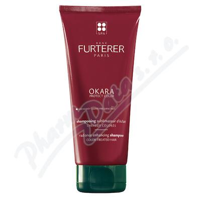 René Furterer Okara Šampon chránící zářivost barvy 200ml