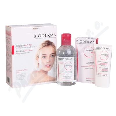 BIODERMA Sensibio H2O AR 250ml+AR Krém 40ml