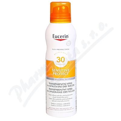 EUCERIN SUN Trans. spr. Dry Touch SPF30 200ml