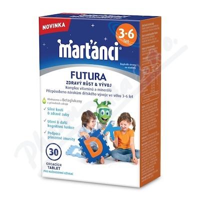 Walmark Marťánci Futura 3+ tbl.30