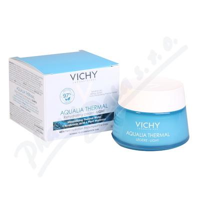 Vichy Aqualia Thermal Light krém pro normální až smíšenou citlivou pleť 50 ml