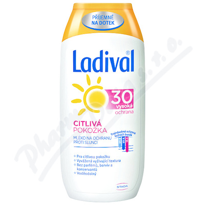 LADIVAL CITL OF30 MLE 200 ml