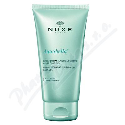 NUXE Aquabella Mikroexfoliační čisticí gel 150ml
