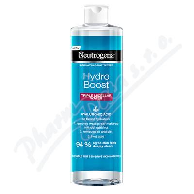 Neutrogena Hydro Boost micelární voda 3v1 400ml