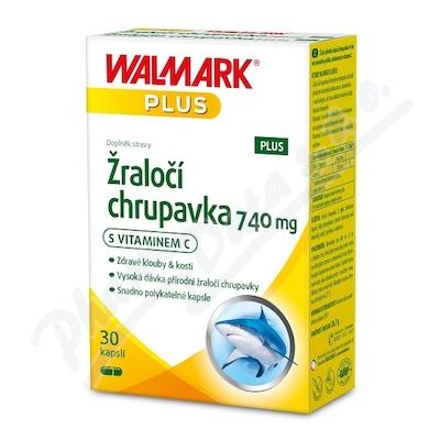 Walmark Žraločí chrupavka 740mg cps.30