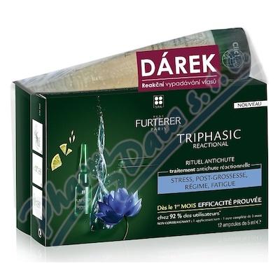 RF Triphasic reactive Sérum+Šampon vypad.vlasů 2ks
