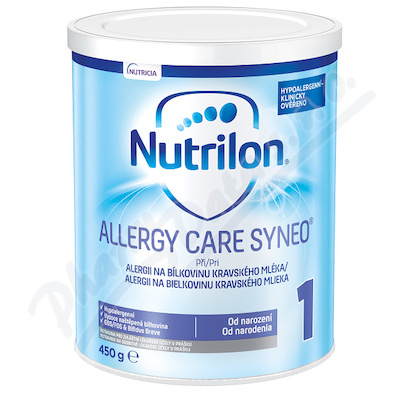 Nutrilon 1 Allergy Care Syneo por.plv.sol.450g