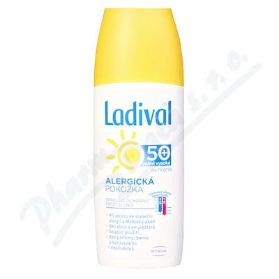Ladival Alergická pokožka SPF50+ spray 150 ml