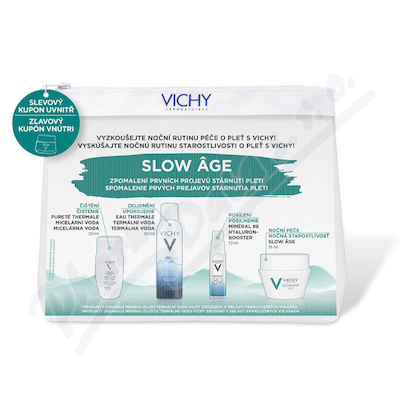 VICHY Slow Age Recruitment kit 2019