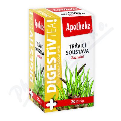 Apotheke Digestiv tea trávicí soustava čaj 20x1.5g