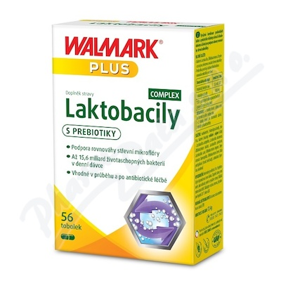 Walmark Laktobacily Complex tbl.56