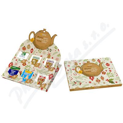 LEROS Adventní kalendář mix čajů n.s.23ks