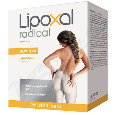 Lipoxal Radical 180tbl.