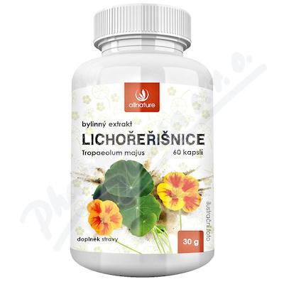 Allnature Lichořeřišnice bylinný extrakt cps.60