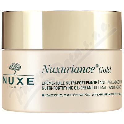 NUXE Nuxuriance Gold Vyživující olejový krém 50ml