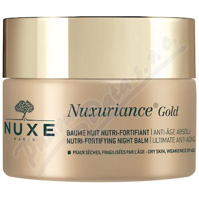 NUXE Nuxuriance Gold Vyživující noční balzám 50ml