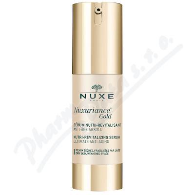 NUXE Nuxuriance Gold Vyživující sérum 30ml