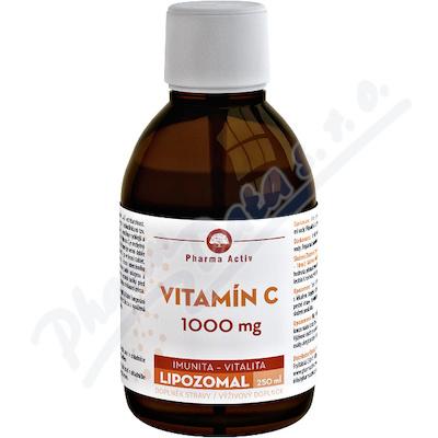 LIPOZOMAL Vitamin C 1000mg 250ml