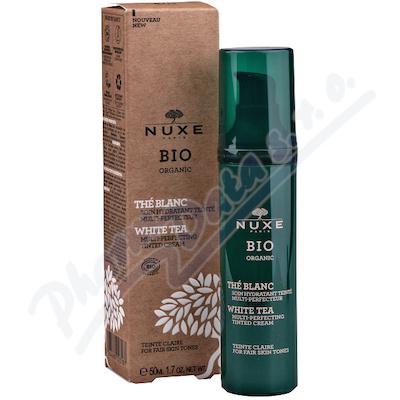 Nuxe Bio Zdokonalující tónovaný krém Light 50ml