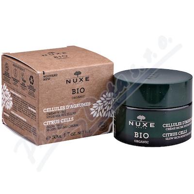 Nuxe Bio Rozjasňující hydratační krém RICH 50ml