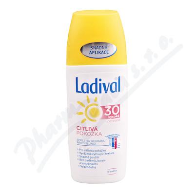 Ladival citlivá pokožka spray SPF30 150 ml
