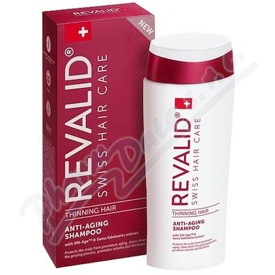 Revalid Swiss Anti Aging šampon 200 ml