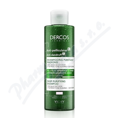VICHY Dercos K Peelingový šampon 250ml