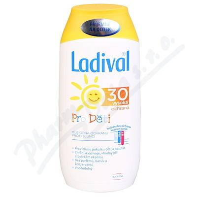 Ladival mléko pro děti SPF30 200 ml