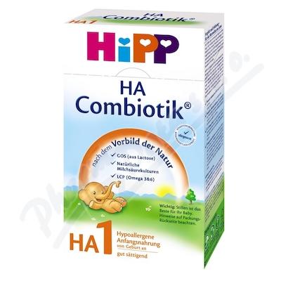 HiPP MLÉKO HiPP HA1 Combiotik 500g